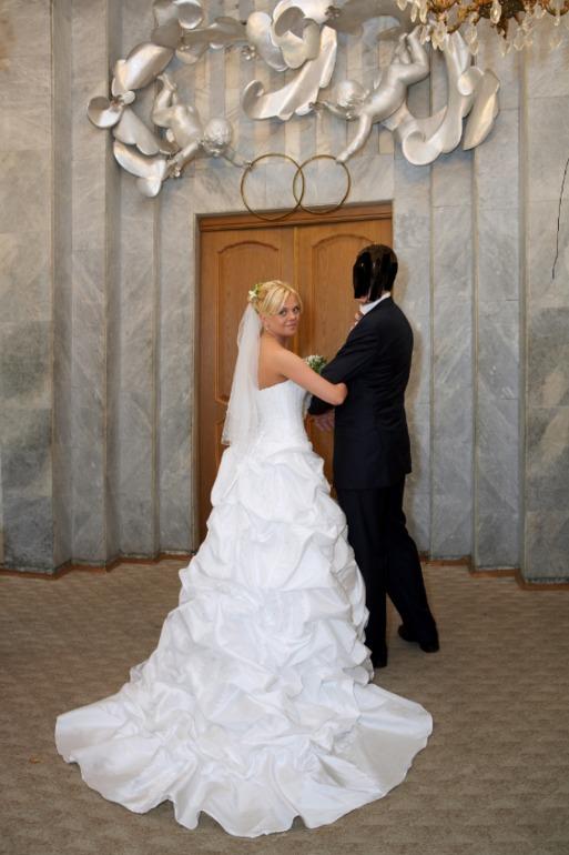 Короткие Свадебные Платья Со Шлейфом На Заказ Недорого