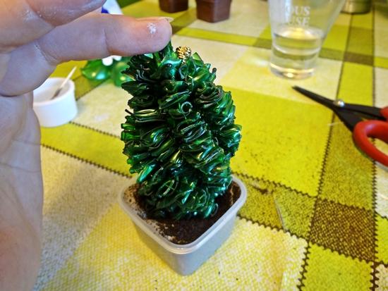 Кактус из конфет своими руками пошаговое фото 6479