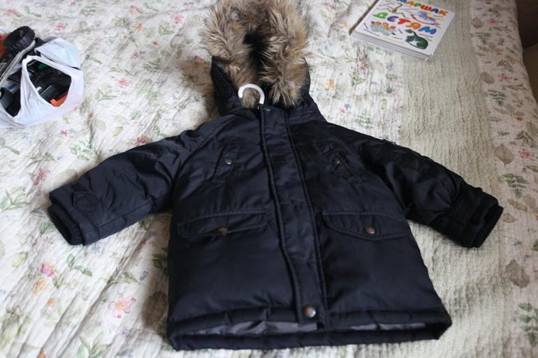 Куртка GAP на 2 года б/у 5 раз
