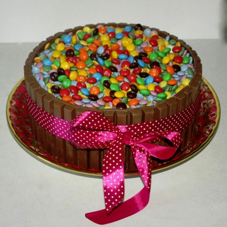 Торт своими руками легкий