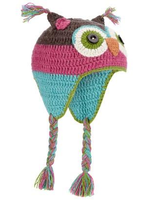 Нужна шапка-сова