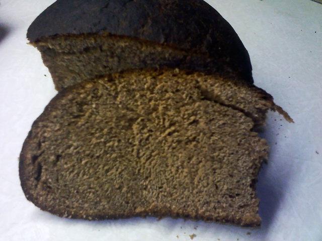 ПАМПЕРНИКЛЬ или черный немецкий хлеб.