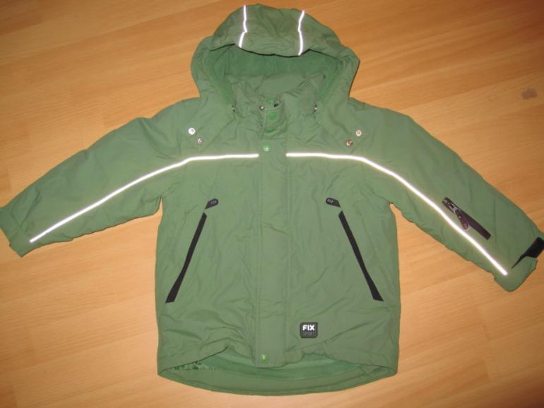 куртка осень-зима FIX