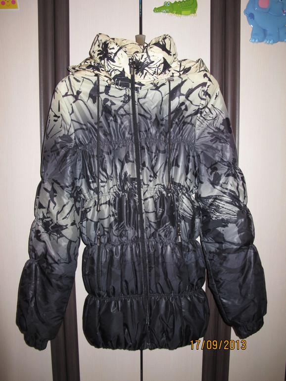 Осенняя куртка для беременных размер 42-44 -- 1500 руб. ПЛЮС ПОДАРКИ