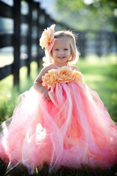 Куплю детское платье из фатина