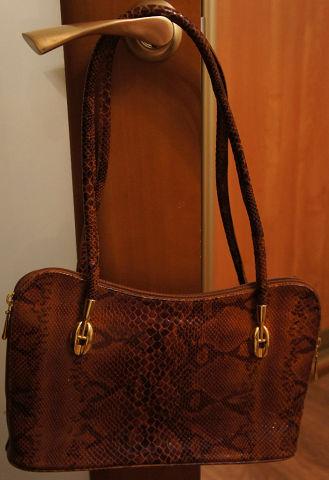 Изделия, сумки и кошельки из экзотической кожи рептилий