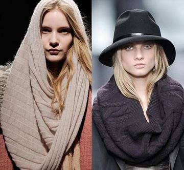 Шарф. Просто шарф.