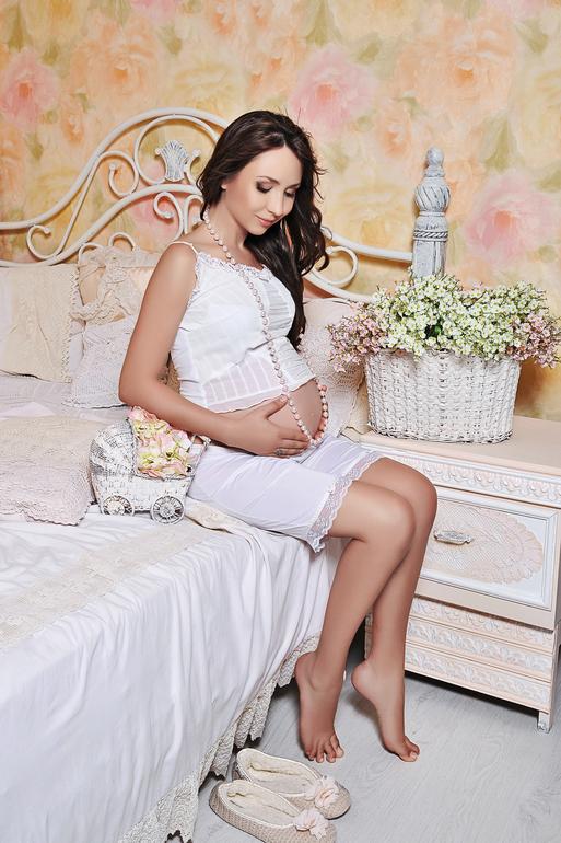Макияж на фотосессию беременной своими руками