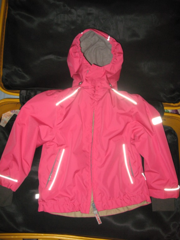 Куртка  Huppa  полукомбез  Kerry  +  краги  +  шапка