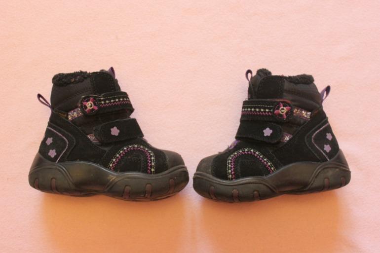 Зимние ботинка Antilopa 23 размер 400 руб.