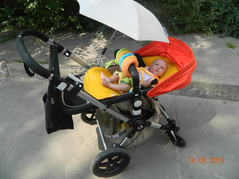 Можно ли новорожденного возить в прогулочной коляске