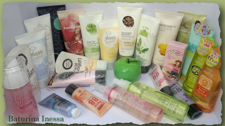 Корейская косметика где купить в новосибирске