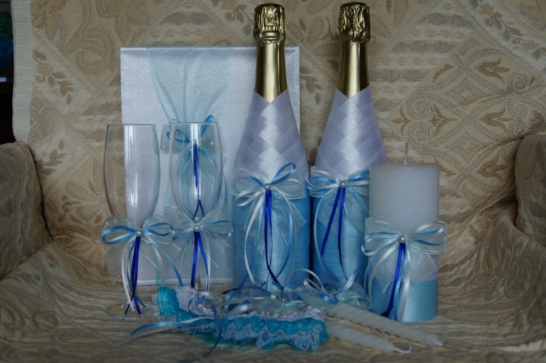 Вручение подарка к празднику: Свадьба