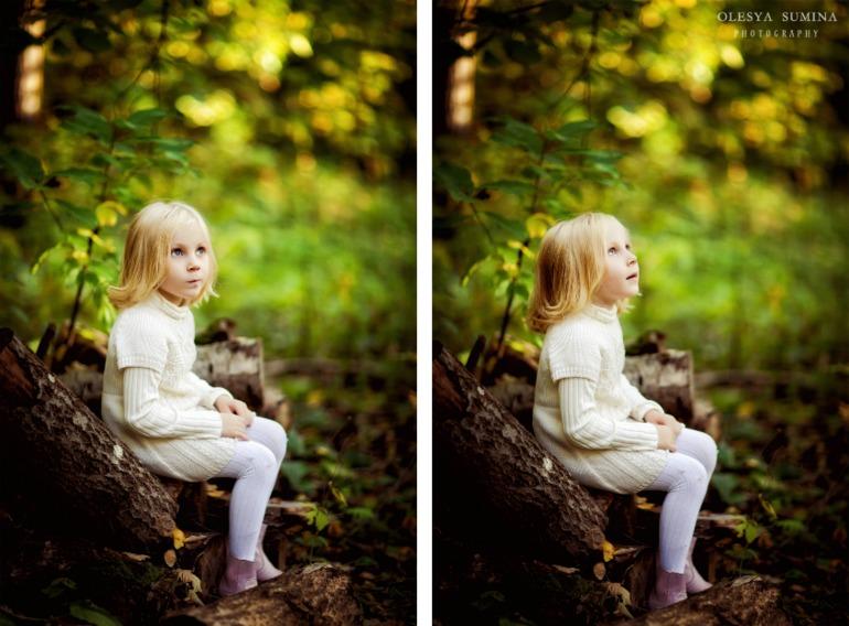 Моя доченька )))