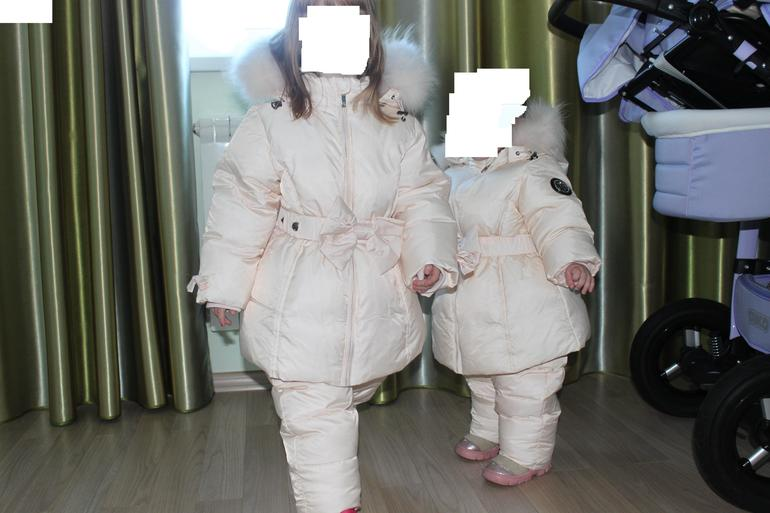 Детские Зимняя Одежда Borelli