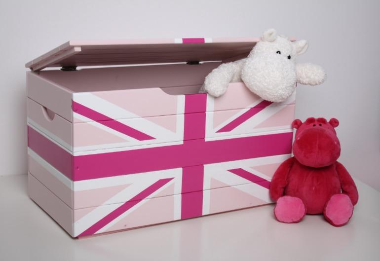 Ящик для мягких игрушек своими руками