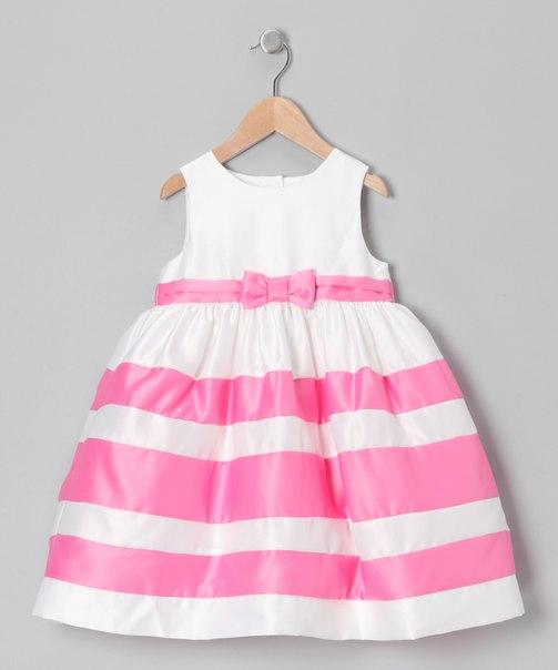 Платье нарядное на 1 годик.
