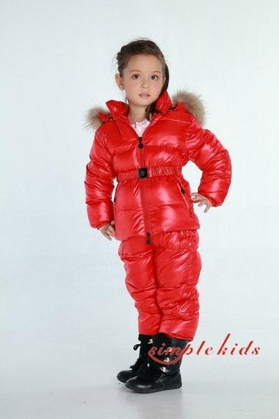 Детская Одежда Монклер