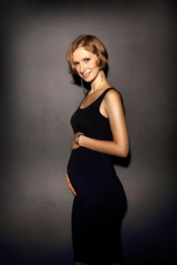 Фото беременые 18 27 фотография