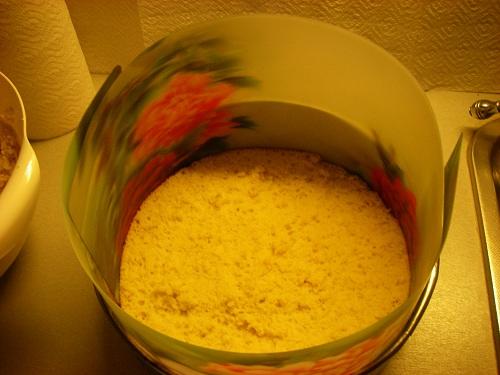 МК сборка торта в