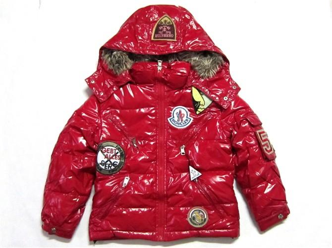 Детские Куртки Moncler