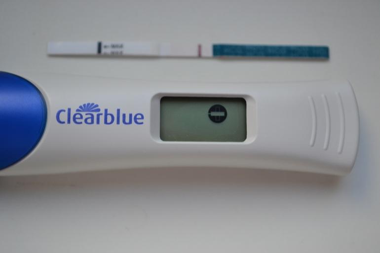 Клеарблю Тест На Беременность Инструкция