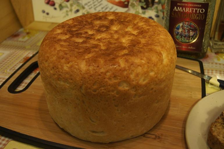 О мультиварке, муже, вкусном хлебе и буржуйстве:)))