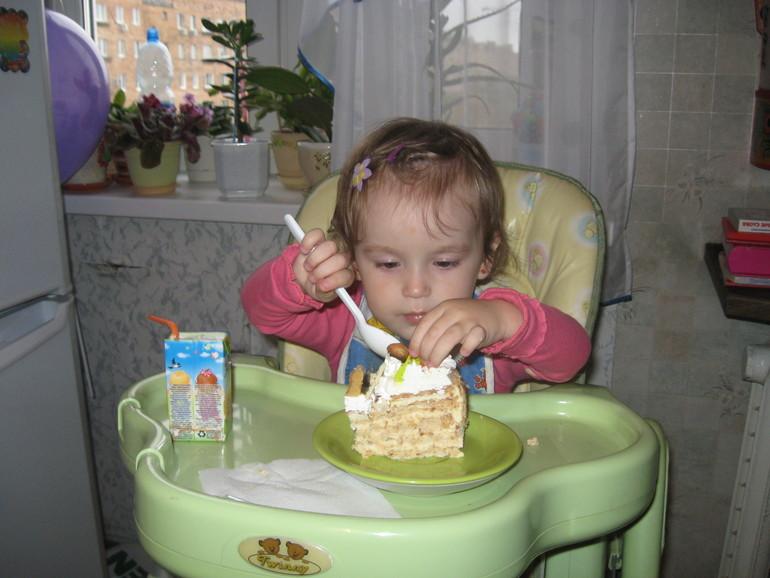День рождения моей молявочки))