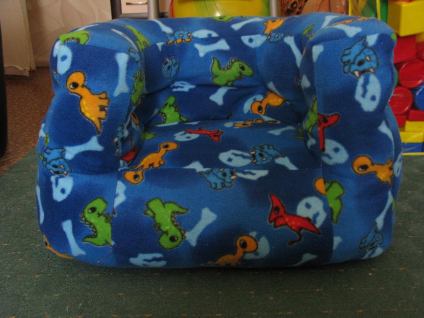 Кресло для детской своими руками 34