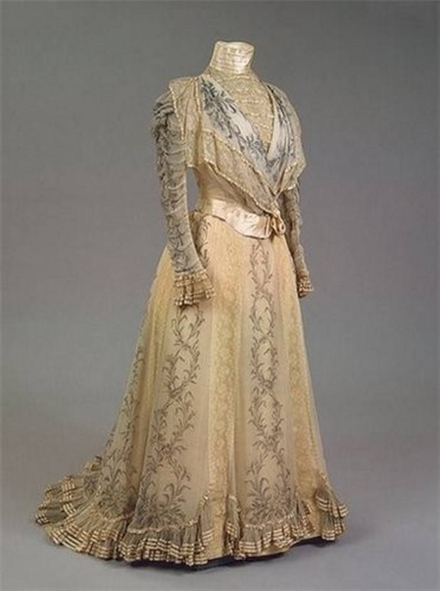 Платья чарльза ворта