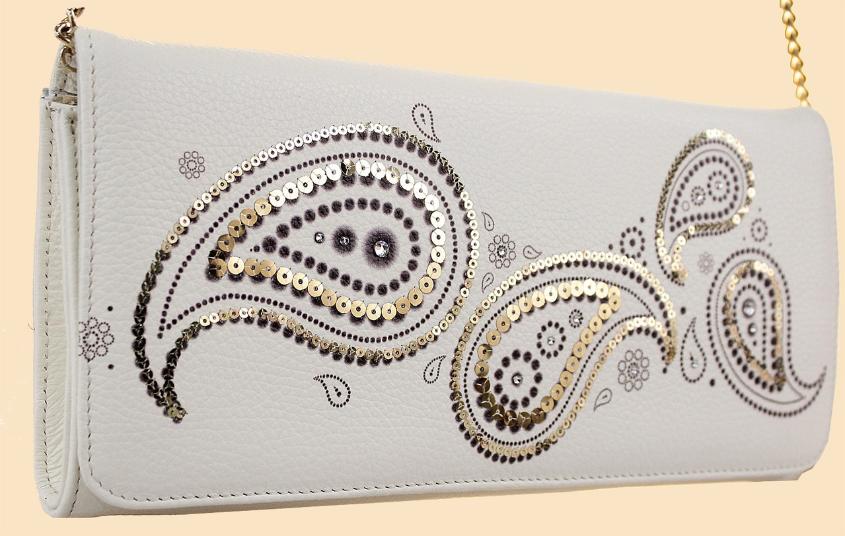 Узор для вышивки бисером и пайетками схемы
