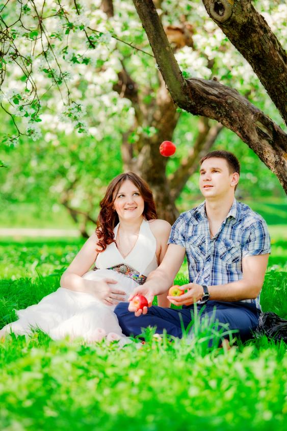 Какой должен быть живот у беременной на 14 неделе 24