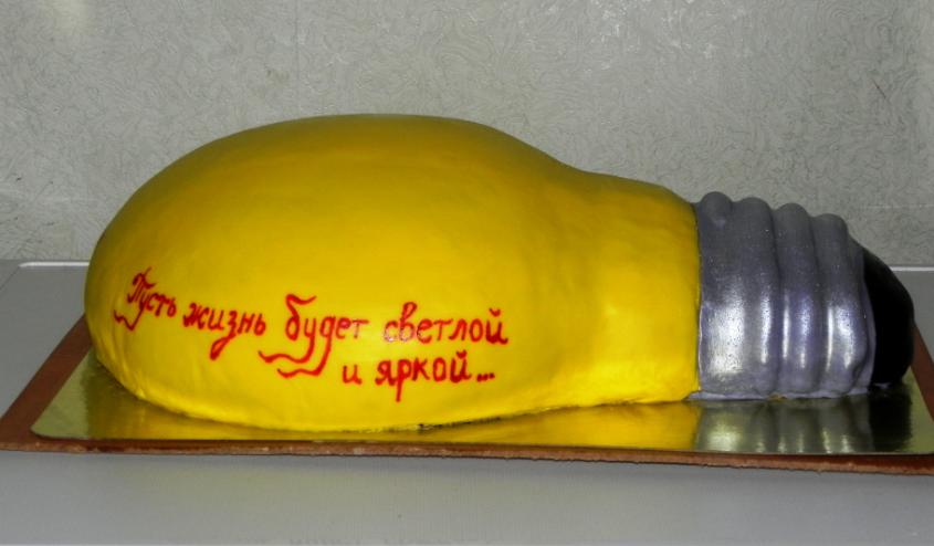 Торт для электрика своими руками 82