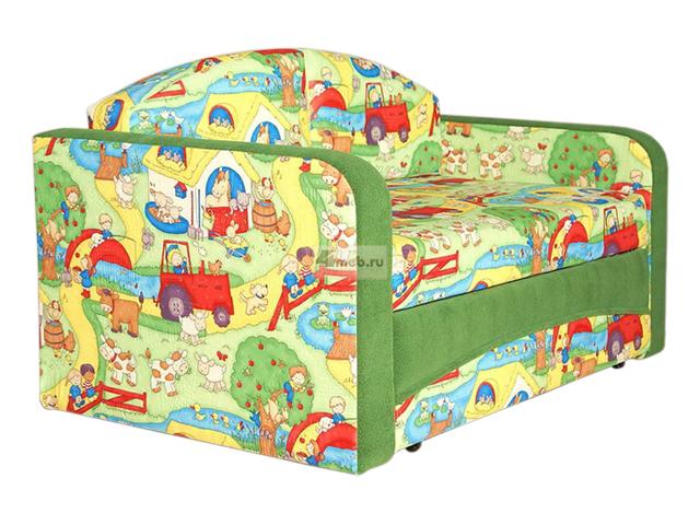 Детские диваны для девочек в Москве с доставкой