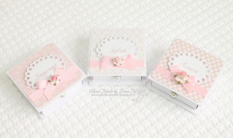 Альбомы,  открытки,  коробочки,  блокноты,  конверты  для  дисков  и  фото.