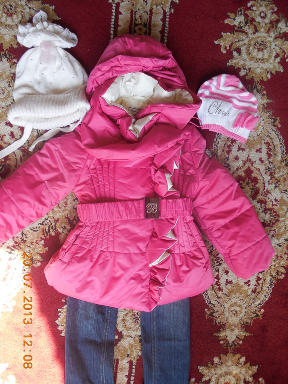 Одежда Зима 2013