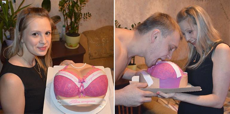 Торт сиськи фото
