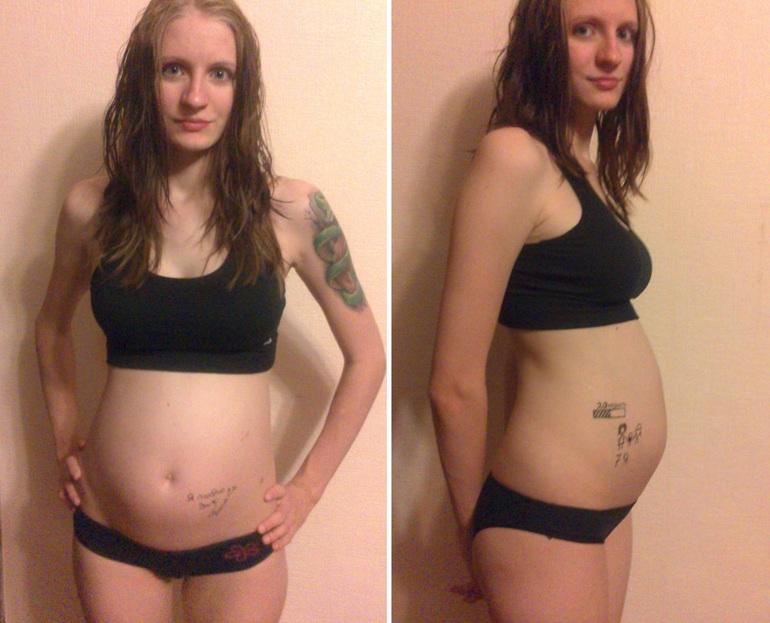 Беременность 29 недель слабое шевеление
