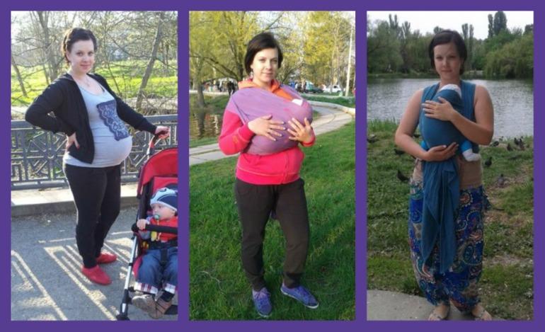 Сбросить вес после родов отзывы