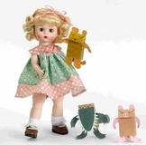 Фетр: куклы и игрушки