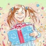 Новый год, дни рождения - праздники и подарки